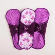Protège-dessous lavable en coton biologique des Collections Bon-Zay